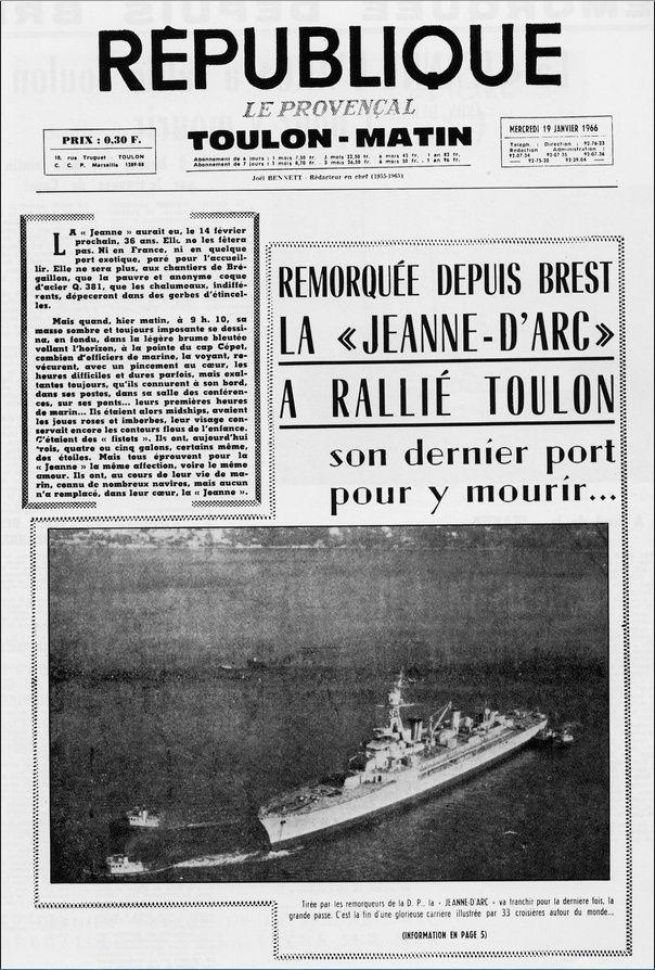 [Autre sujet Marine Nationale] Démantèlement, déconstruction des navires - TOME 1 - Page 38 Jda10