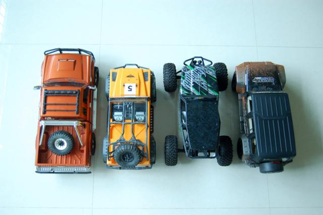 CROSS RC sort un pick up 4x4 16585810