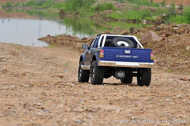 CROSS RC sort un pick up 4x4 20140712
