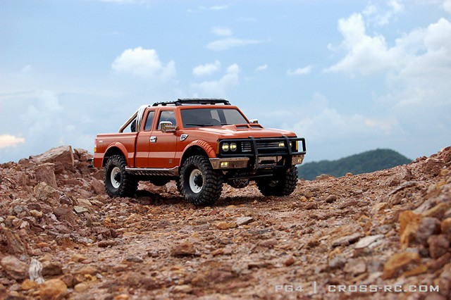 CROSS RC sort un pick up 4x4 20140713