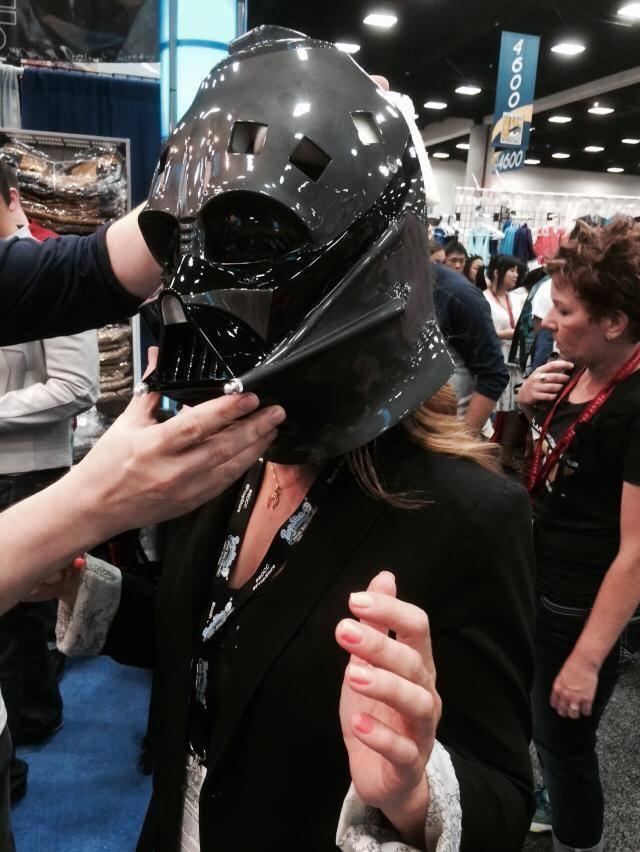 Anovos - Star Wars Darth Vader ESB costume replica 10397910