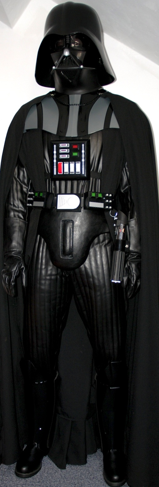 Tout savoir sur le costume de Darth Vader Darthv10
