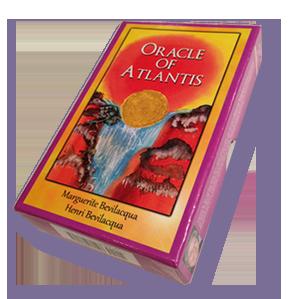 ORACLE DE L'ATLANTIDE Par Marguerite Bevilacqua Oracle10