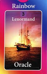 LENORMAND RAINBOW ARC EN CIEL Oracle13