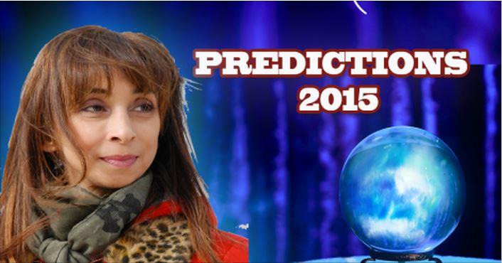 Prédictions 2015 par Vérone, médium Verone10