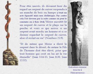 1) Jésus est-il vraiment mort sur une croix? - Page 2 Croix10