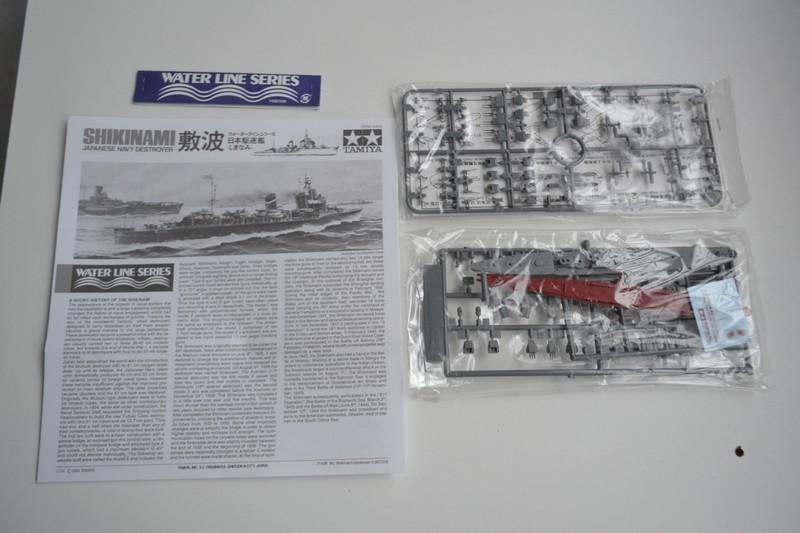 Destroyer Shikinami - Tamyia - 1/700 Dsc_0023