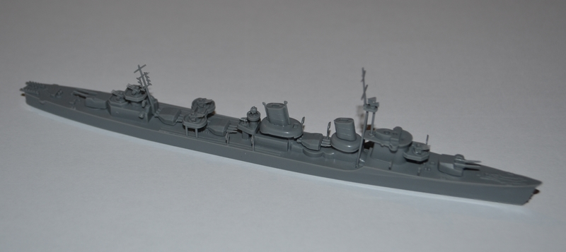 Destroyer Shikinami - Tamyia - 1/700 Dsc_0027
