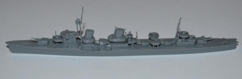 Destroyer Shikinami - Tamyia - 1/700 Dsc_0028