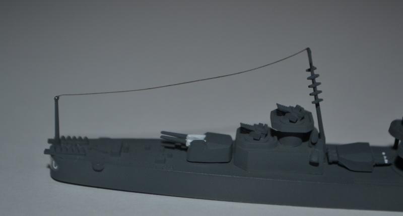 Destroyer Shikinami - Tamyia - 1/700 - Page 2 Dsc_0030
