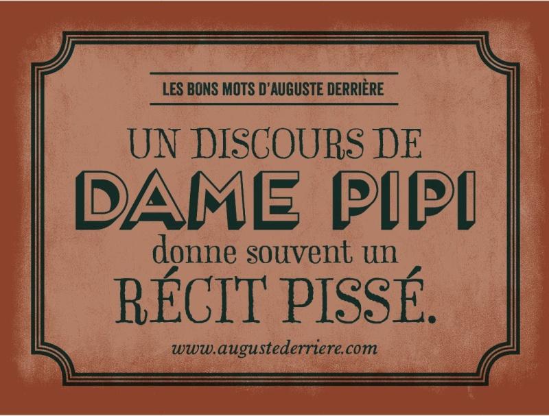 Auguste Derrière philosophe - Page 3 Discou10