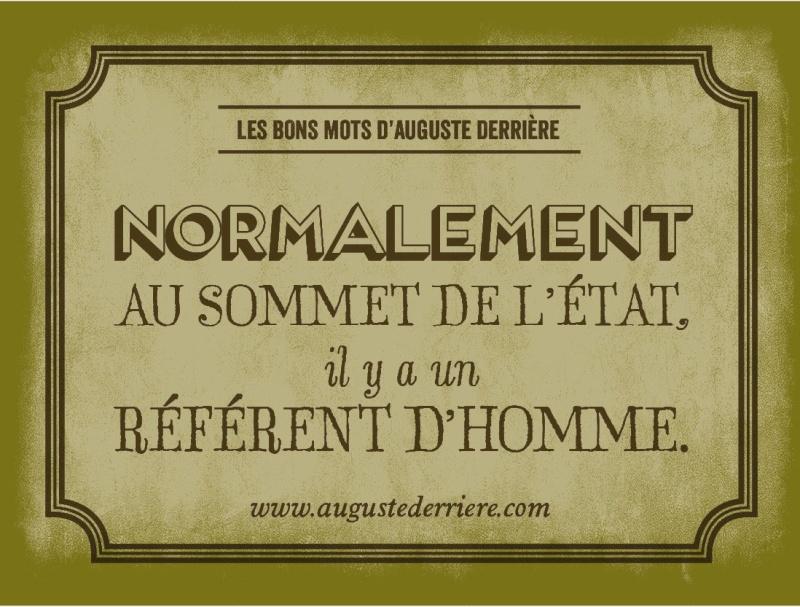 Auguste Derrière philosophe - Page 3 Nor10