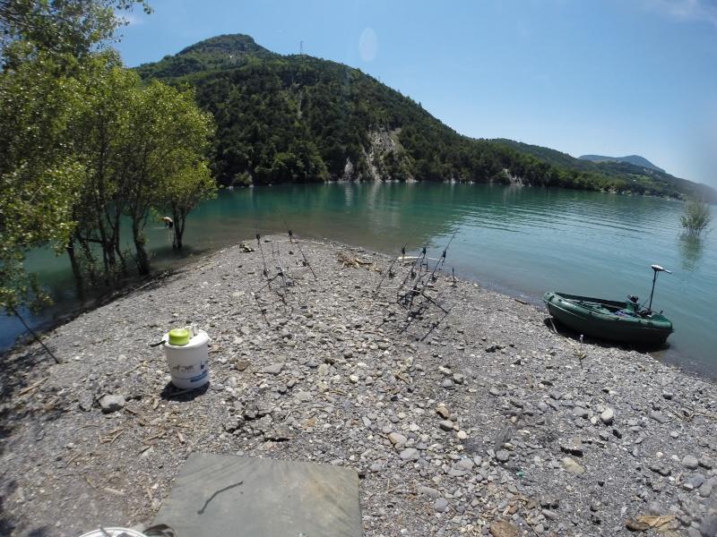 La sortie en lac. Gopr0010