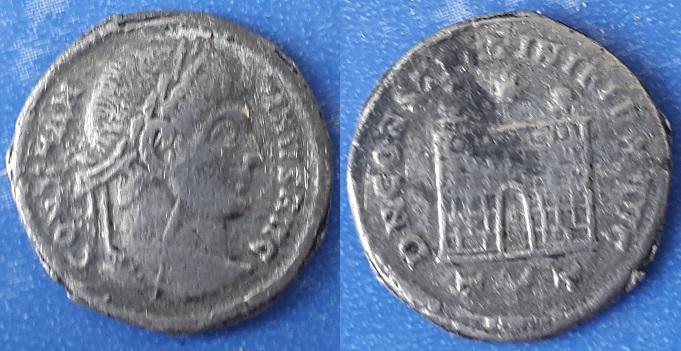 Monnaie romaine à identifier 14101310