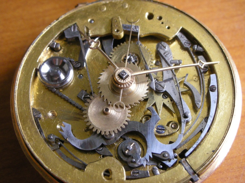 cloche - Restauration complète d'une montre à sonnerie sur cloche en images  Dscn2812