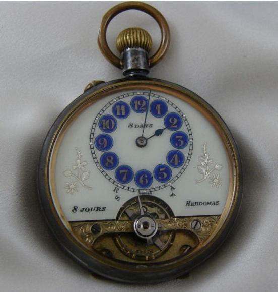 Une montre pour mes 46 ans Hebdom10