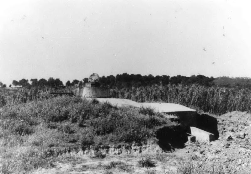 Panzerstellung Pz 38 (t) 816810