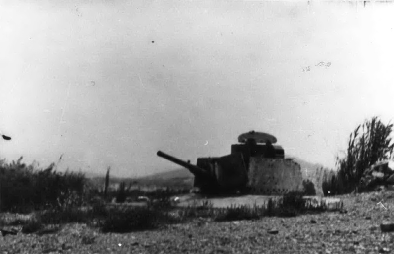 Panzerstellung Pz 38 (t) 826410