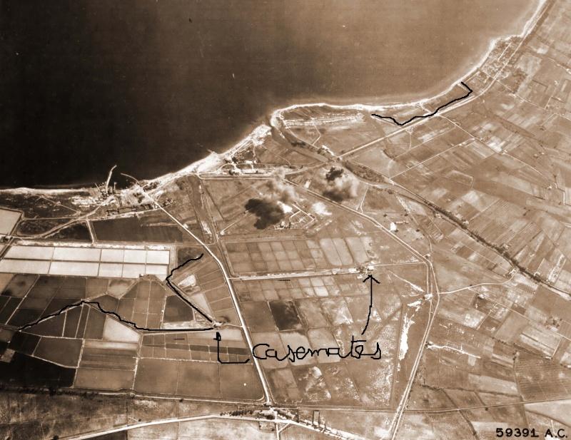 La Badine - Salins d'Hyères  - Gapeau - Hyères plage - Page 2 Hyares10