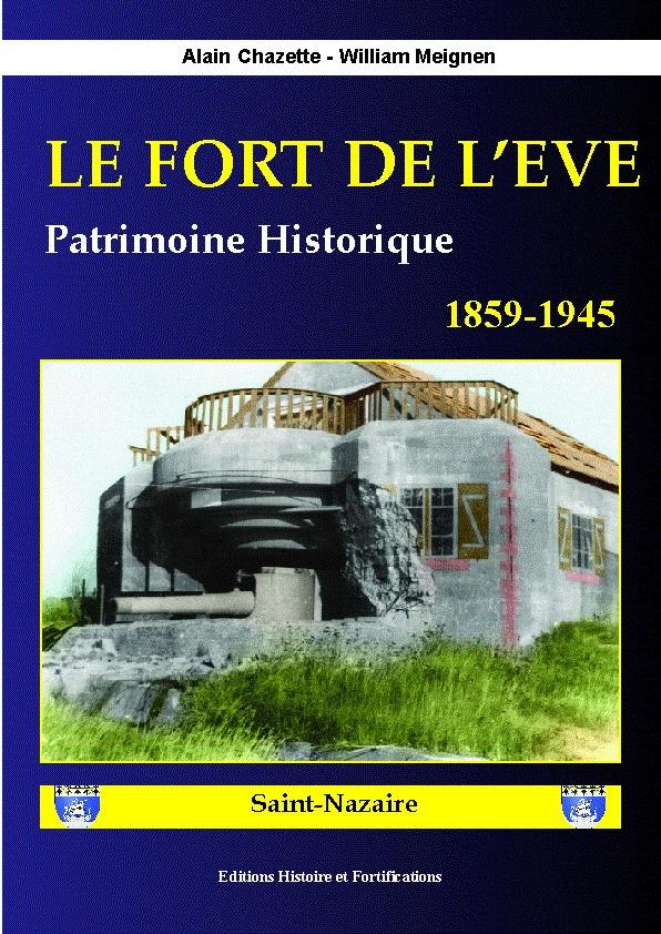 Saint-Nazaire Histoire des batteries du fort de l'Eve Page_c10