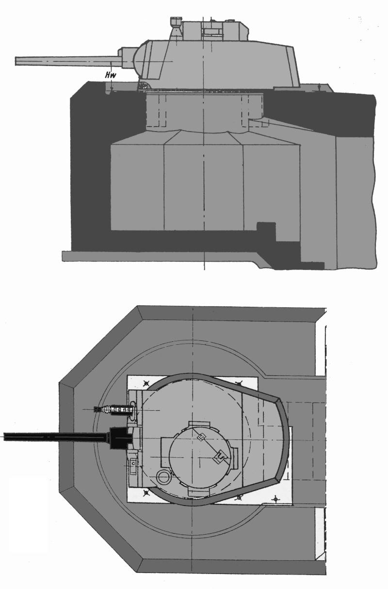 Panzerstellung Pz 38 (t) Pz38_110