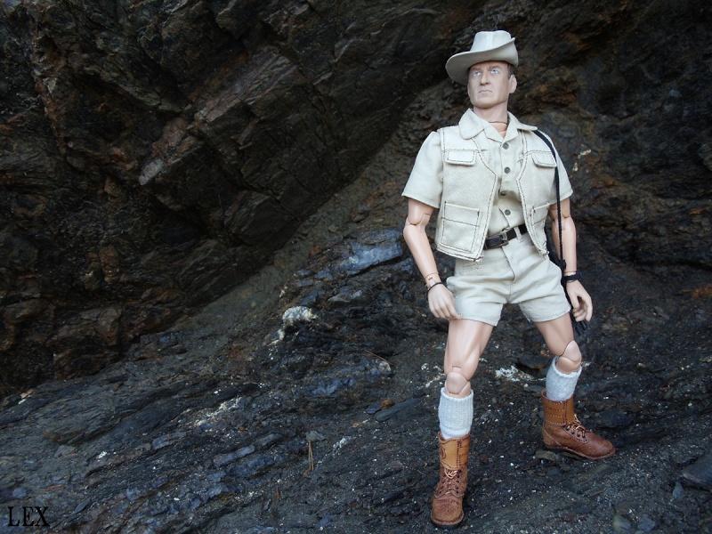 Robert Muldoon - Jurassic Park Dsc05710