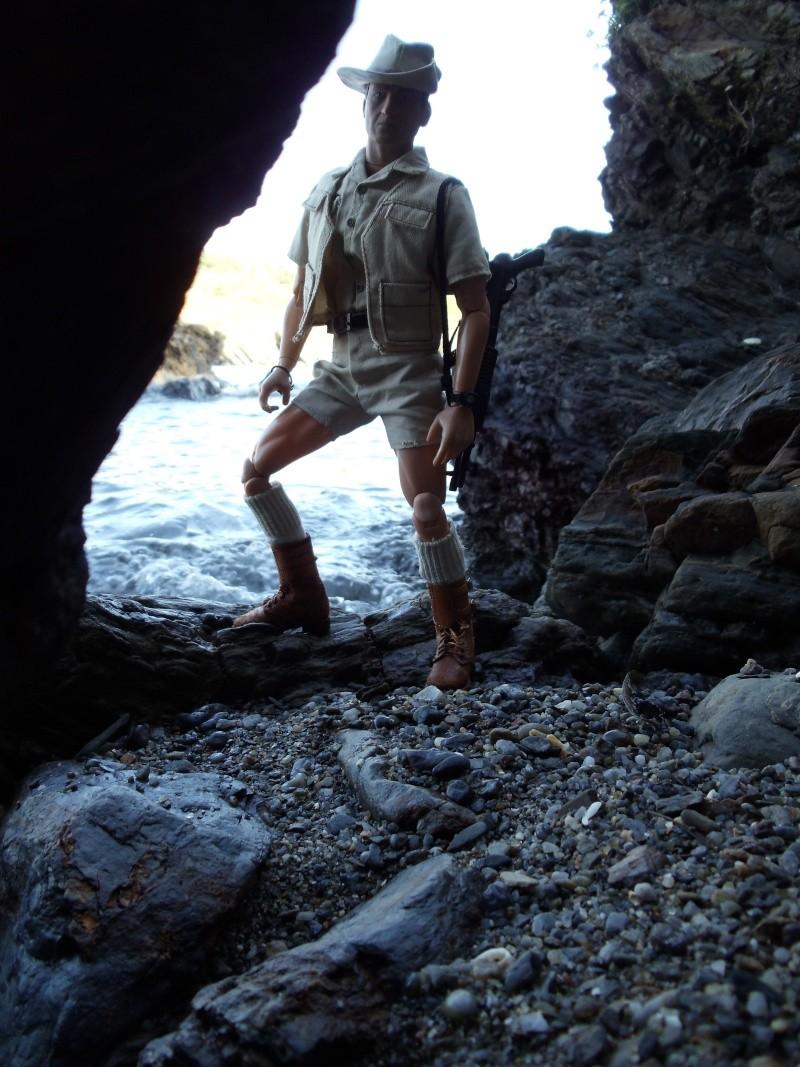 Robert Muldoon - Jurassic Park Dsc05810