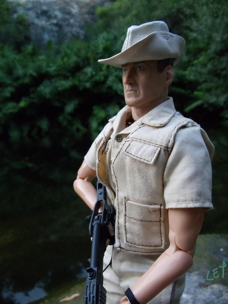Robert Muldoon - Jurassic Park Robert10