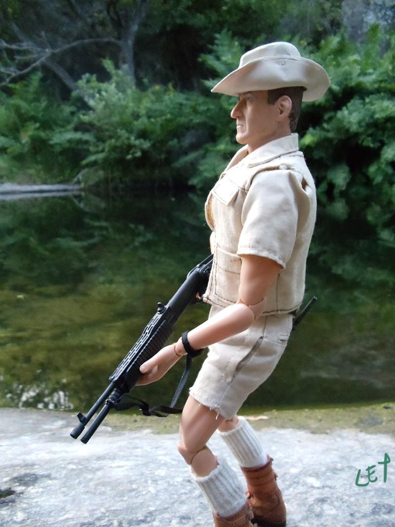 Robert Muldoon - Jurassic Park Robert12