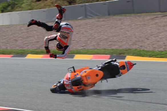 GP du Sachsenring Marque10
