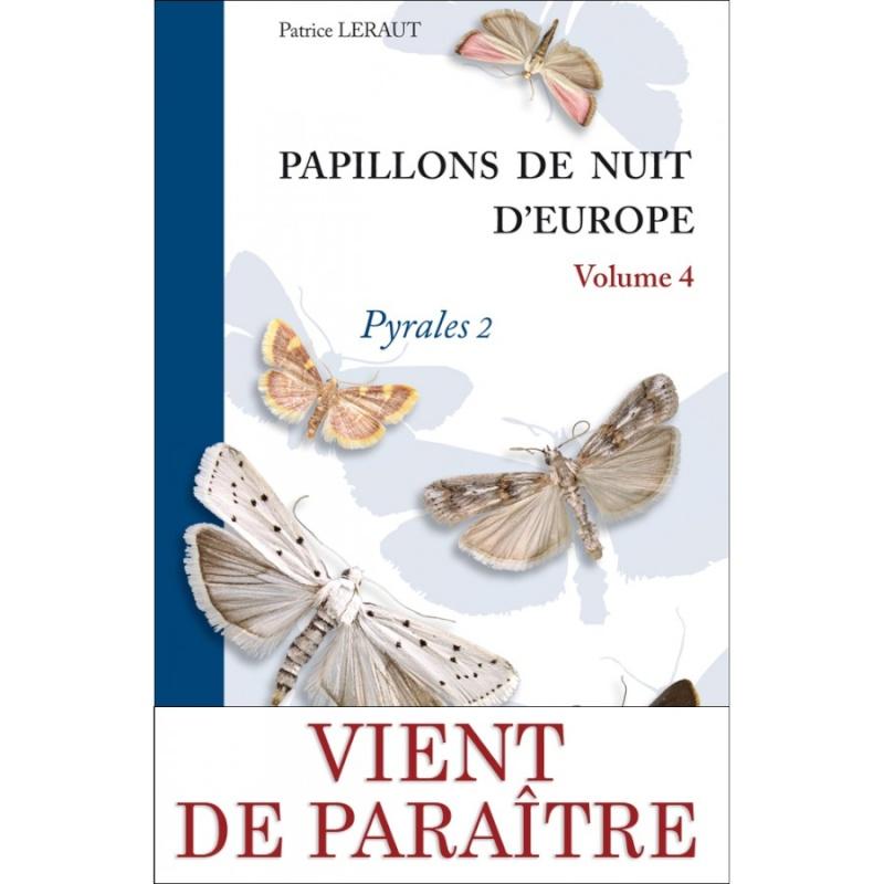 Papillons de nuit d'Europe (NAP Editions) - NOUVEAU - Papill10