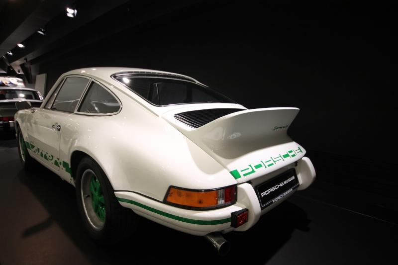 Porsche Museum 08/2014 - De jolis derrières  Img_6116