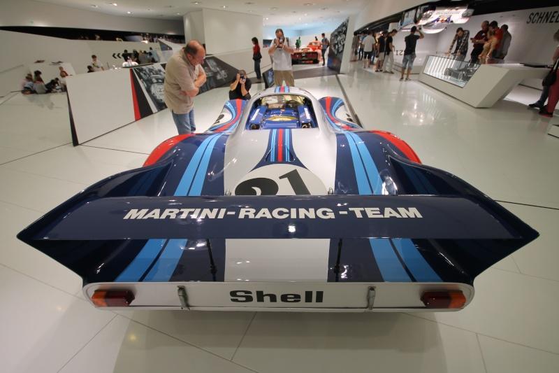 Porsche Museum 08/2014 - De jolis derrières  Img_6117