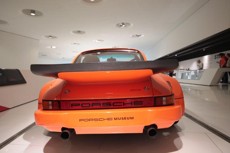 Porsche Museum 08/2014 - De jolis derrières  Img_6118