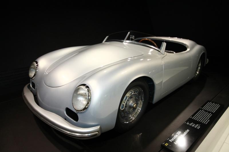 Porsche Museum 08/2014 - De jolis derrières  Img_6120