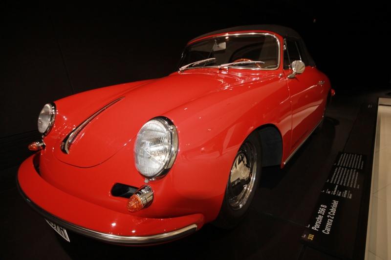 Porsche Museum 08/2014 - De jolis derrières  Img_6121