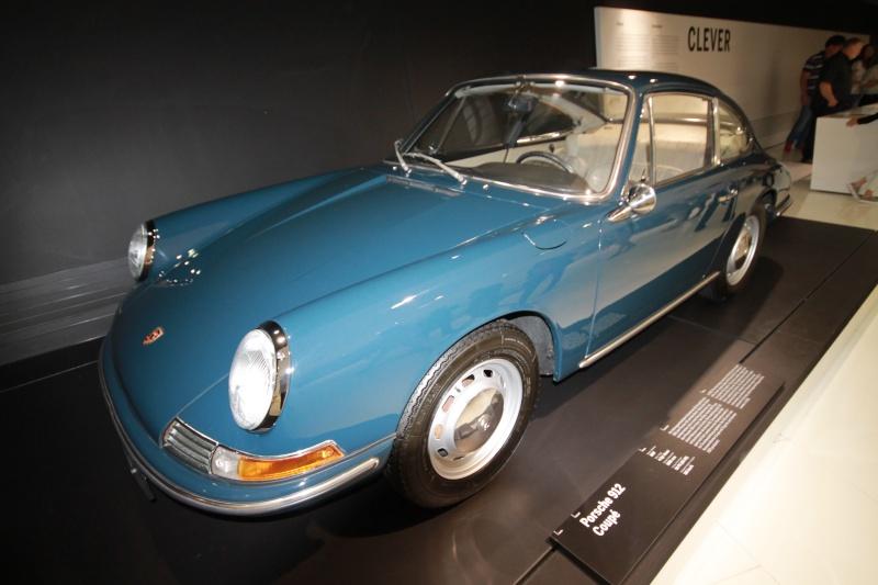 Porsche Museum 08/2014 - De jolis derrières  Img_6122