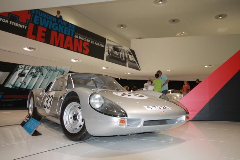 Porsche Museum 08/2014 - De jolis derrières  Img_6123