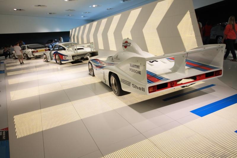Porsche Museum 08/2014 - De jolis derrières  Img_6125