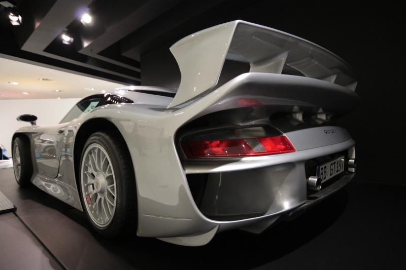 Porsche Museum 08/2014 - De jolis derrières  Img_6210