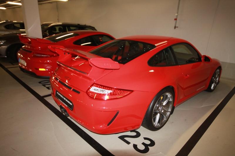 Porsche Museum 08/2014 - De jolis derrières  Img_6212