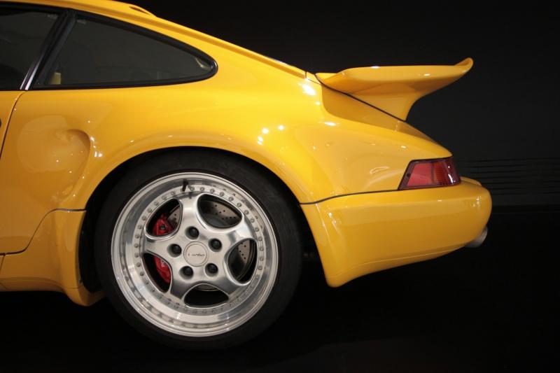 Porsche Museum 08/2014 - De jolis derrières  Img_6216