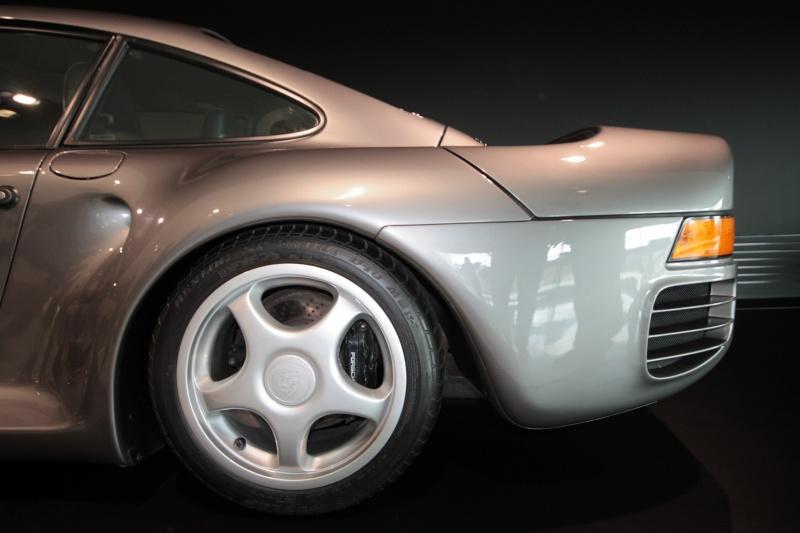 Porsche Museum 08/2014 - De jolis derrières  Img_6217