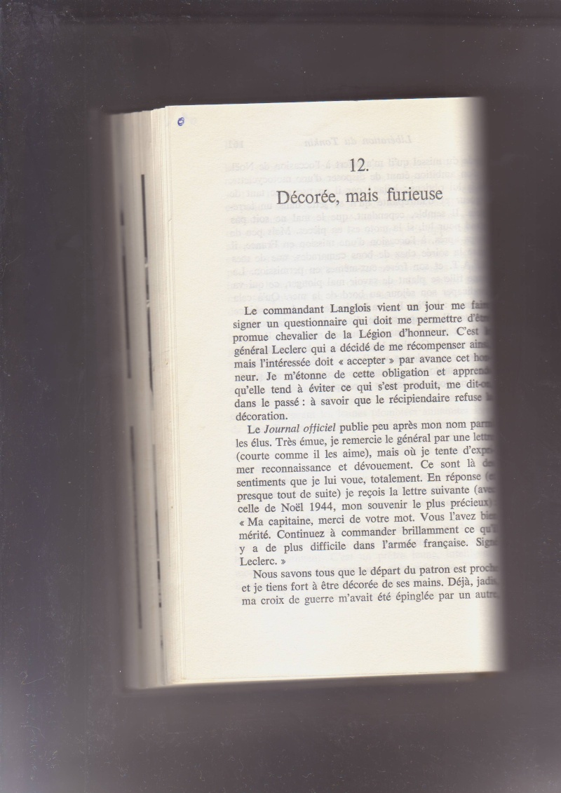 """- Suzanne MASSU """" Un Commandant pas comme les autres """" - Page 2 _mes_122"""