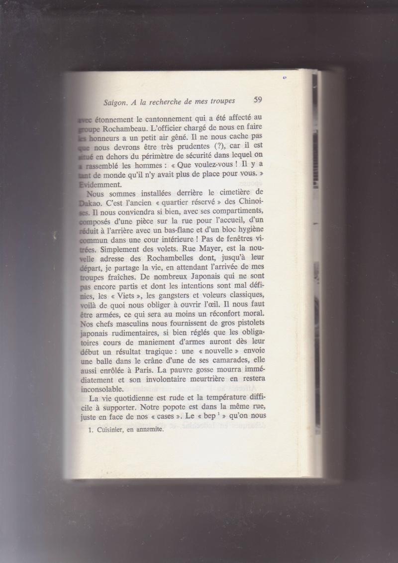 """- Suzanne MASSU """" Un Commandant pas comme les autres """" _mes_i15"""