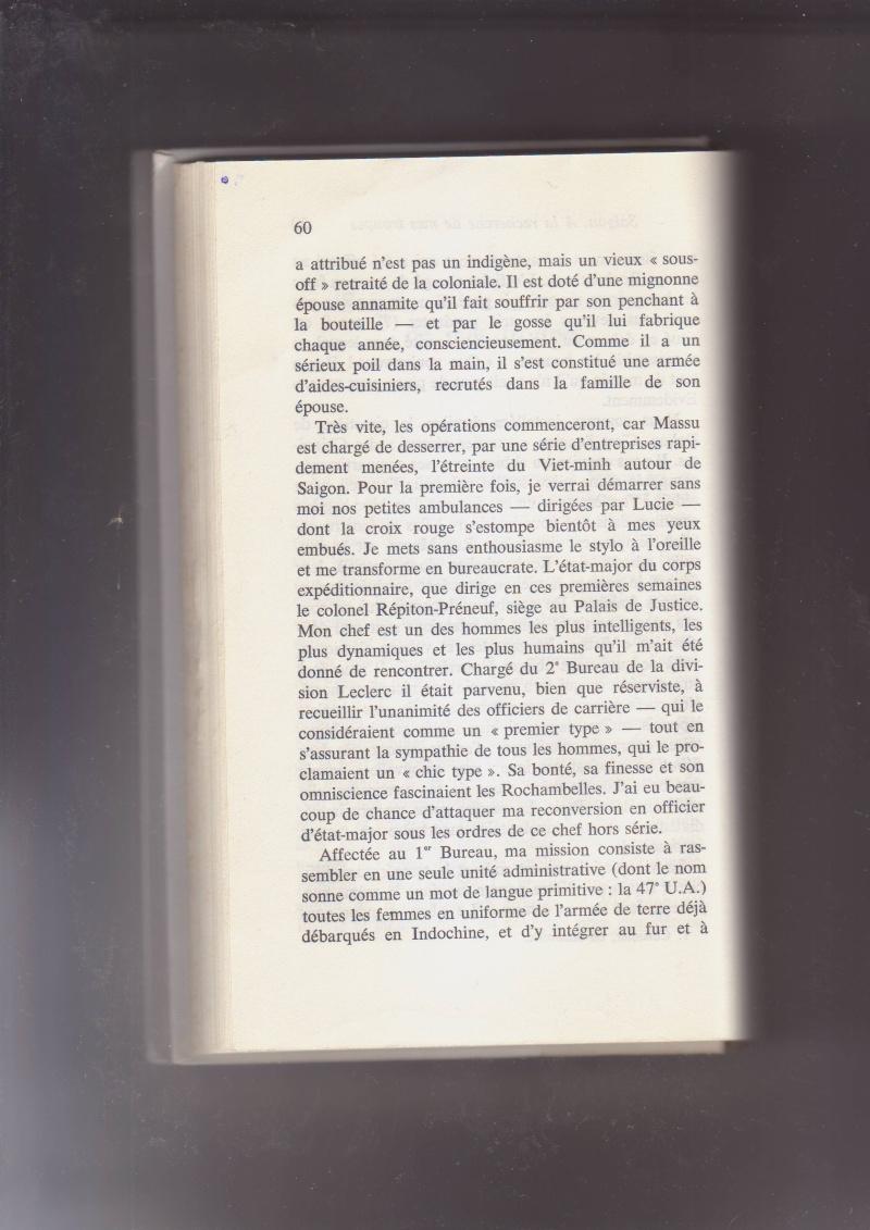 """- Suzanne MASSU """" Un Commandant pas comme les autres """" _mes_i16"""