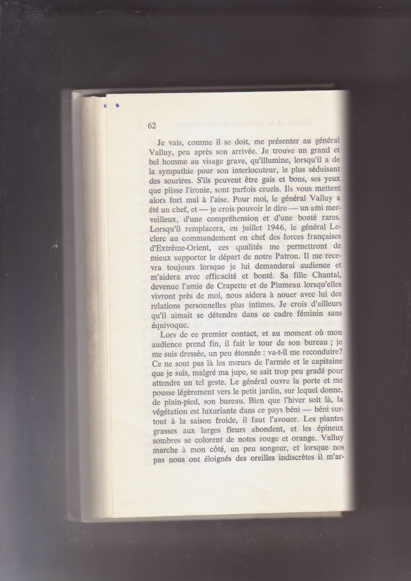 """- Suzanne MASSU """" Un Commandant pas comme les autres """" _mes_i18"""