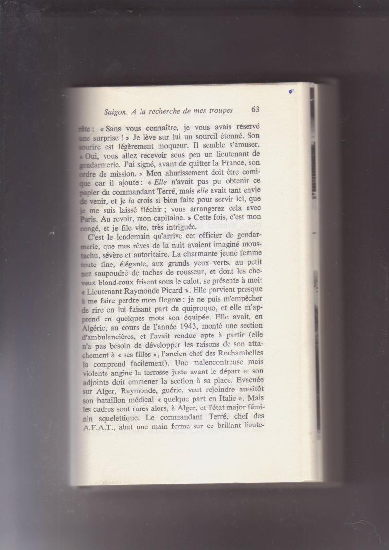 """- Suzanne MASSU """" Un Commandant pas comme les autres """" _mes_i19"""