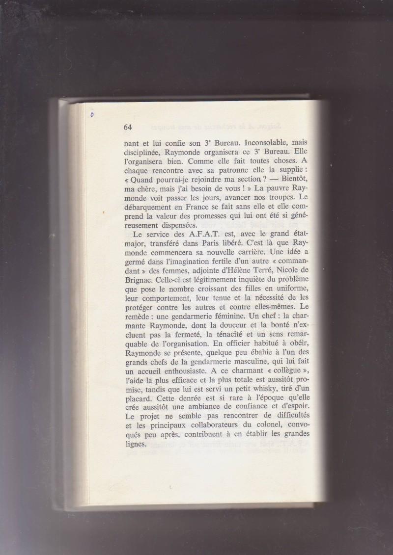 """- Suzanne MASSU """" Un Commandant pas comme les autres """" _mes_i20"""