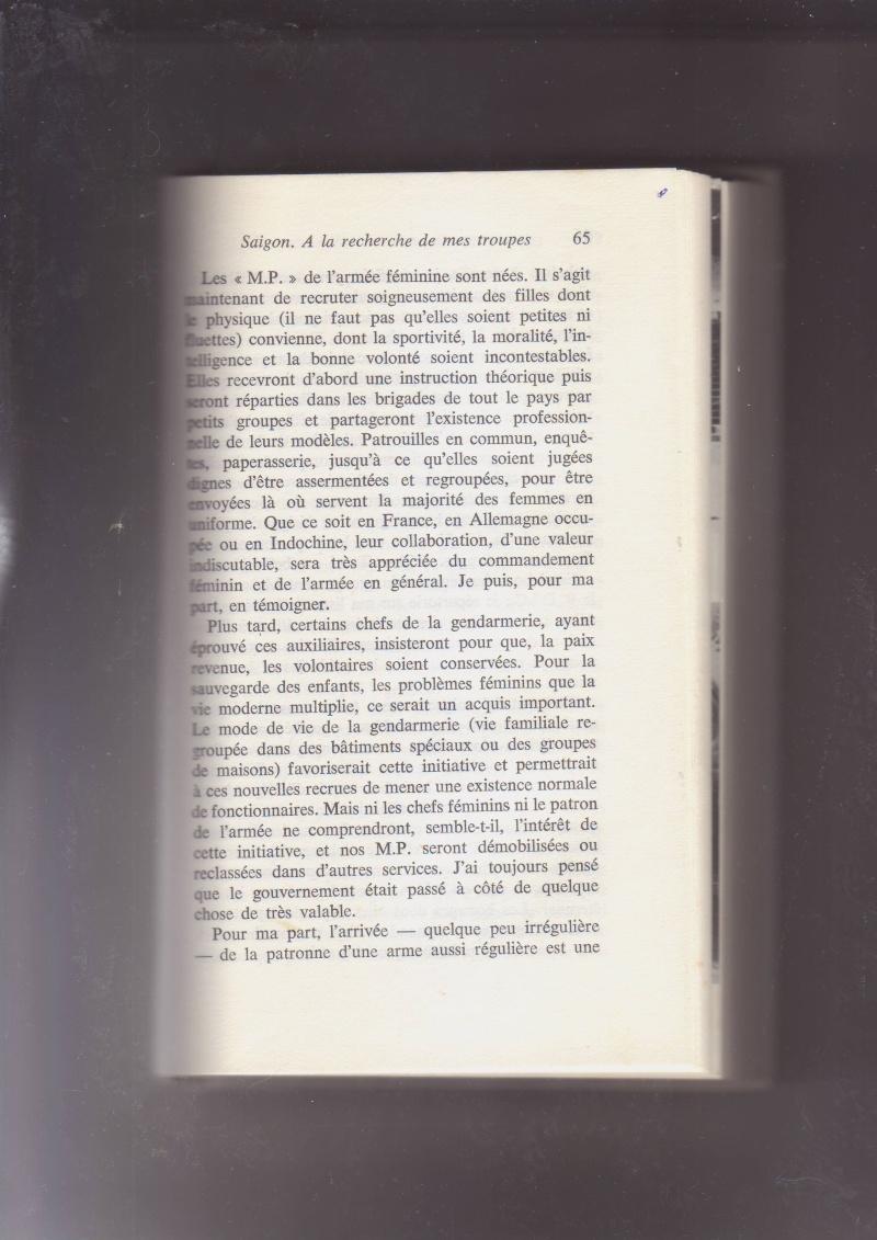"""- Suzanne MASSU """" Un Commandant pas comme les autres """" _mes_i21"""